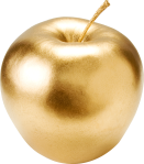 gold_apple_by_lenkinrom_d6n29nk